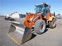 Heavy Equipment & Commercial Truck Auction - Portland, OR