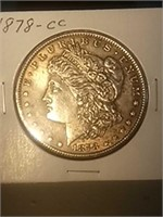 May 2019 Online Coins and Currency auction