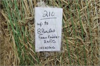 Hay, Bedding, Firewood #14 (04/06/16)
