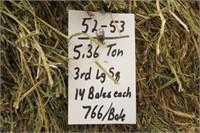 Hay, Bedding, & Firewood #13 (03/30/16)