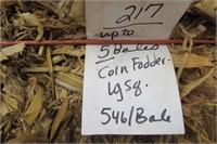 Hay, Bedding, Firewood #10 (03/09/16)