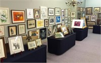 Over 200 pcs in Art Marketplace!