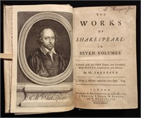 Sale 1011:  Rare Books in All Fields