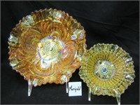 On Line Only Carnival Glass Auction- Nelda