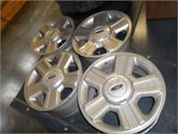 F150 Aluminum wheels- 6 bolt