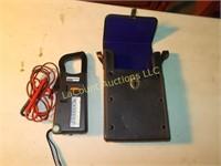 HVAC tools, gauges & meters