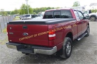 2008 Ford F-150 EXTENDED CAB FX4