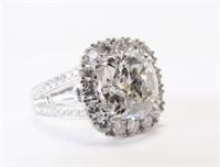 5ct. GIA-Certified Solitaire!