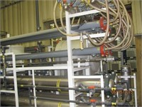 Complete RO Waste Water Treatment System