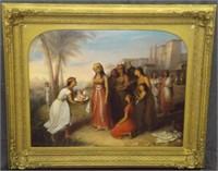 Estate Sale, Paintings, Porcelain, Jewelry.