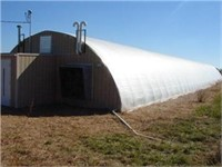 Greenhouse and 10 Acres in Drexel