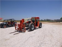 May 2 Day Equipment Auction