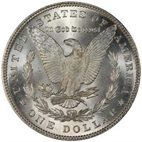 $1 1885 PCGS MS68+ CAC CORONET COLLECTION