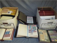 #272 Stamps, Coins, Post Cards & Paper Ephemera