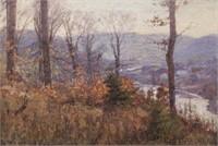 TC Steele, 22x32, 1899 Brookville