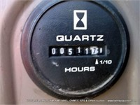 2007 CASE CX36B COMPACT EXCAVATOR - 511 HOURS