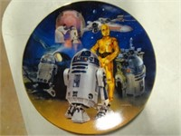 Comics, Star Wars Collector Plates, Vintage Mags #963