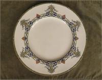 Royal Worcester dinner plates, England