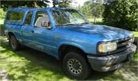 1994 MAZDA B3000 V6 pickup truck
