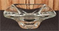 DAUM NANCY crystal vase