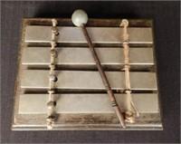 Antique xylophone