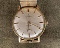 OMEGA 17 Jewels wrist watch