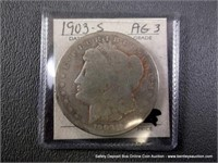 Safety Deposit Box Online Coin Auction # 3 - April 2014