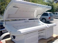 Online Only - Lot of 9 Tanning Beds #893