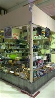 Online Auction- Complete Market Booth Inventories #828