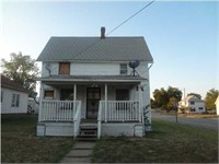 411 E. 3rd Street, Caney, KS Real Estate Auction