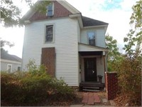 804 W. 10th Coffeyville, KS Real Estate Auction
