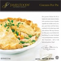 Food / Grocery Auction with James Foods