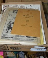 Estate And Consignment Auction Nov 24,2012 5:00PM