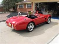 Classic Roadsters Cobra *ONLINE AUCTION*