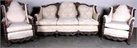 February Auction, Period Style Furnishings, Fine Art