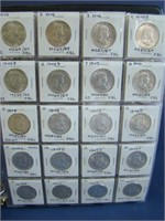 Stamps, Coins, St, Louis Worlds Fair Collection.