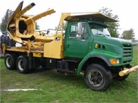 October 17, 2009 ANNUAL FORESRTY/BUCKET TRUCK AUCTION 9:30am