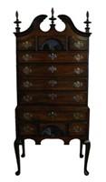 April Auction, Furnishings, Antiques, Decorative Arts