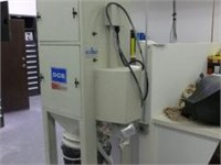 DCE MDL. UMA73G1AD DUST COLLECTOR