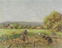 ART - Joseph GIUNTA (1911-2001, Canadian)