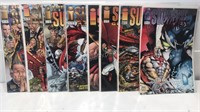 Comic Book Collection Online Auction - $2 Open NO RESERVE