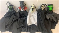Department 56 Halloween, Christmas & More On Line Auction