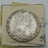Online Only Coin Auction July, 11th - July,15th