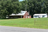 2,558+/- Sq. ft. 4 bed 2 bath home on 2.51+/- acres in Rural
