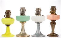 Sample of Aladdin lamp collection