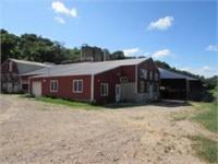 Real Estate Auction 34.05 Acres w/Freestall, Parlor, Etc
