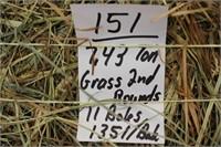 Hay, Bedding, Firewood #35 (08/28/2019)