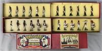 6 Trophy Miniatures Soldier Sets