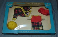 Boxed Virga Doll with Play Mate Dress Up Outfits