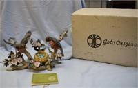 Online Only Lladro, Hummels, Jewelry, Coins Auction